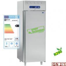 AD1N/H-R2 típusú ipari, nagykonyhai, Légkeveréses hűtőszekrény
