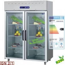 AD2N/H2G-R2 típusú ipari, nagykonyhai, Légkeveréses hűtőszekrény