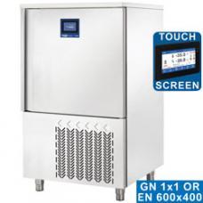 CBT101/TS típusú ipari, nagykonyhai, Sokkoló hűtő