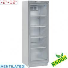 DRINK-38 SE/R6 típusú ipari, nagykonyhai, Kereskedelmi üvegajtós hűtőszekrény