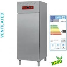 IB70/PC-R2 típusú ipari, nagykonyhai, Cukrászati sütőipari fagyasztószekrény