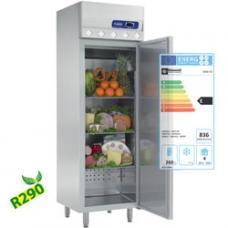 ID40-R2 típusú ipari, nagykonyhai, Légkeveréses hűtőszekrény