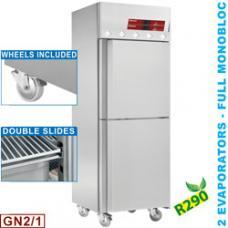 IL70TB/R2 típusú ipari, nagykonyhai, Légkeveréses hűtőszekrény