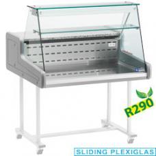 SUP10-ZD/R2  típusú ipari, nagykonyhai, Hűtőpult, csemegepult