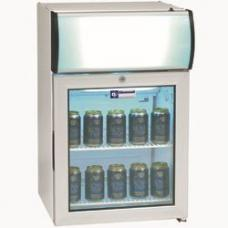 TOP50PC/T típusú ipari, nagykonyhai, Kereskedelmi üvegajtós hűtőszekrény