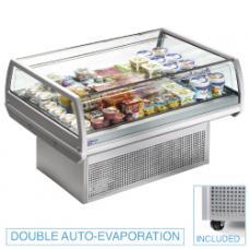 AR150/V-A1 típusú ipari nagykonyhai önkiszolgáló hűtősziget