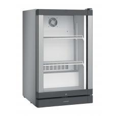 Liebherr BCv 1103 típusú, kereskedelmi, üvegajtós hűtőszekrény