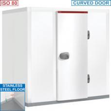 C4.3B/PM típusú ipari, nagykonyhai, Hűtőkamra, fagyasztókamra