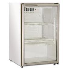 CG165GV típusú, kereskedelmi, üvegajtós hűtőszekrény