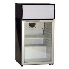 CG45GVLB típusú, kereskedelmi, üvegajtós hűtőszekrény
