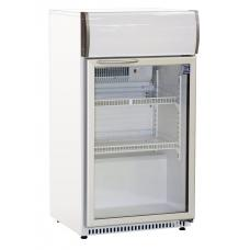 CG85GVLB típusú, kereskedelmi, üvegajtós hűtőszekrény