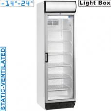 E38NC/SV típusú ipari kereskedelmi üvegajtós fagyasztószekrény