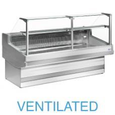 EB20/A1-VV típusú ipari, nagykonyhai, Hűtőpult, csemegepult