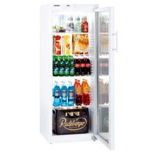 Liebherr FKv 3643 típusú, kereskedelmi, üvegajtós hűtőszekrény