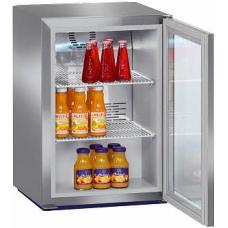 Liebherr FKv 503 típusú, kereskedelmi, üvegajtós hűtőszekrény