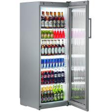 Liebherr FKvsl 3613 típusú, kereskedelmi, üvegajtós hűtőszekrény