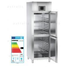 Liebherr GKPv 6577 típusú ipari, nagykonyhai hűtőszekrény
