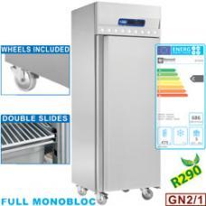 ID70/R2 típusú ipari, nagykonyhai, Légkeveréses hűtőszekrény