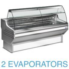 JY15/A1 típusú ipari, nagykonyhai, Hűtőpult, csemegepult