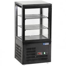 MIC-36/B típusú ipari nagykonyhai asztali hűtővitrin