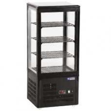 MIC-48/B típusú ipari nagykonyhai asztali hűtővitrin