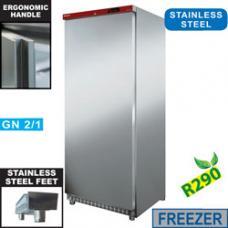 N600X-R2 típusú ipari, nagykonyhai, Statikus fagyasztószekrény