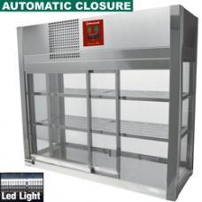 ORIZ/3G típusú asztali hűtővitrin