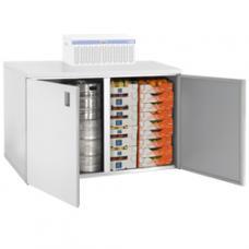 RBB/2+2 típusú ipari, nagykonyhai, Hűtőkamra, fagyasztókamra