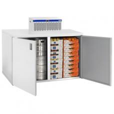 RBB/4+4+URB/P2 típusú ipari, nagykonyhai, Hűtőkamra, fagyasztókamra