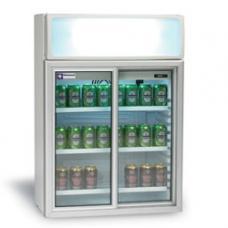 TOP11/T típusú ipari, nagykonyhai, Kereskedelmi üvegajtós hűtőszekrény