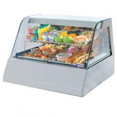 VGR2/R típusú ipari, nagykonyhai, Asztali hűtővitrin