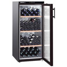 Liebherr WKb 3212 Vinothek típusú, bor klímaszekrény