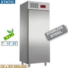 K50X-NS típusú ipari cukrászati és sütőipari mélyhűtőszekrény fagyasztószekrény