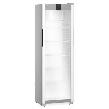 Liebherr MRFvd 4011 típusú, ipari üvegajtós kereskedelmi hűtőszekrény